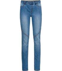 jeggings di jeans (blu) - rainbow
