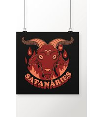 poster satanáries