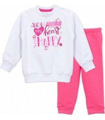 conjunto rosa blunki happy