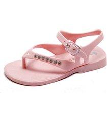 sandalia rosa toot full star p