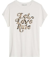 catwalk junkie t-shirt aaliyah off white