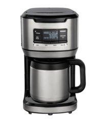 hamilton beach 12 cup thermal carafe programmable coffee maker