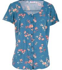 camicetta fantasia (blu) - john baner jeanswear