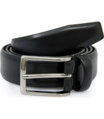 andersons black leather suit belt a0325