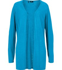 cardigan con spacchi (blu) - bpc bonprix collection