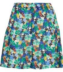 carter kort kjol blå stig p