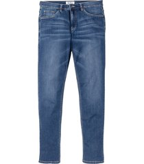 jeans multistretch regular fit tapered (blu) - john baner jeanswear