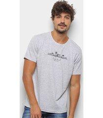 camiseta aleatory south beach masculina - masculino