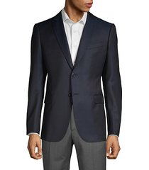 pindot wool jacket