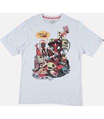 camiseta  hombre  deadpool