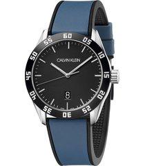 reloj calvin klein hombre k9r31cv1