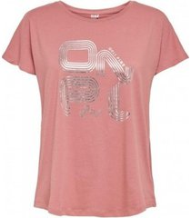 t-shirt korte mouw only play camiseta mujer onlyplay 15238780