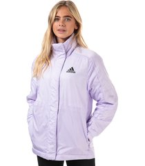 womens badge of sport insulated winter jacket