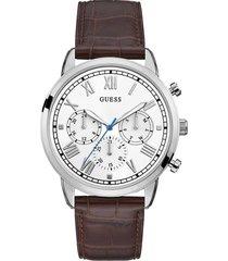 reloj guess hombre hendrix/gw0067g2 - marrón