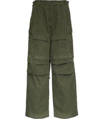 cargo pants in ripstop