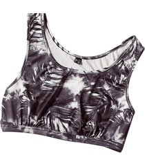 outdoor legging, top en bralette (3-dlg. set)