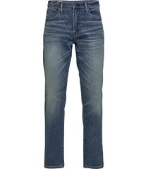 soft wear slim straight jeans with gapflex slim jeans blauw gap