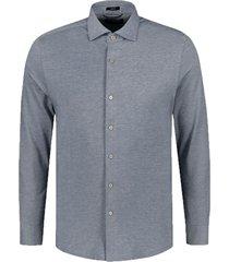 dstrezzed overhemd melange slim fit 303368/649