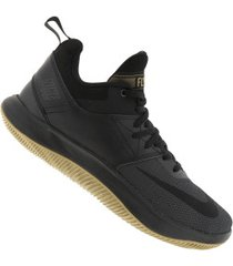 tênis nike fly by low ii - masculino - preto
