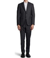 men's thom browne regular fit wool twill suit