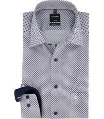 mouwlengte 7 olymp overhemd luxor modern fit