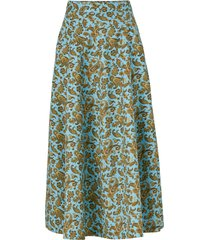 kjol avril paisley skirt