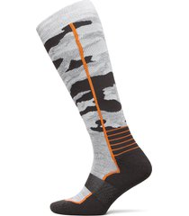 camo ski sock sockor strumpor multi/mönstrad bula