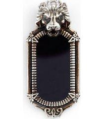 men's konstantino 'minos' carved pendant