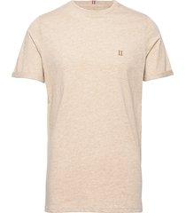nørregaard t-shirt t-shirts short-sleeved beige les deux