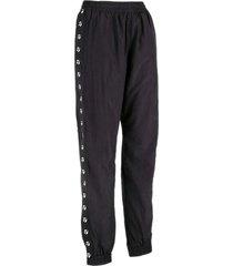 pantalón negro topper 90s