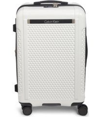 """calvin klein driver 24"""" expandable hardside spinner suitcase, created for macy's"""