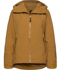 stranda ins hybrid w jkt outerwear sport jackets brun bergans