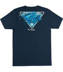 columbia men's bannon short sleeve t-shirt