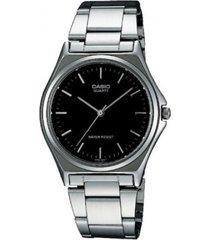 reloj análogo casio mtp-1130a-1a-gris