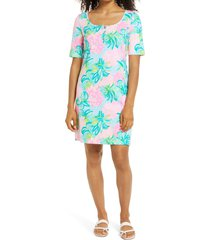 women's lilly pulitzer gavyn print shift dress