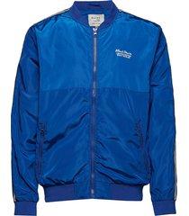 outerwear tunn jacka blå blend