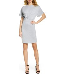 women's fraiche by j cinched waist t-shirt dress