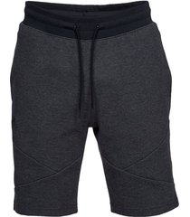 bermuda under armour unstoppable double knit gris
