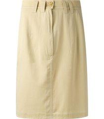 jil sander pre-owned vintage skirt - neutrals