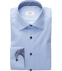 eterna business shirt lichtblauw comfort fit