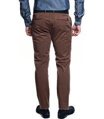 spodnie balse 220 beż slim fit
