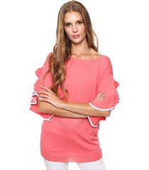 sweater coral laila florence