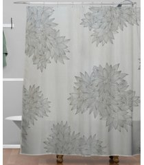 deny designs iveta abolina beach day gray shower curtain bedding