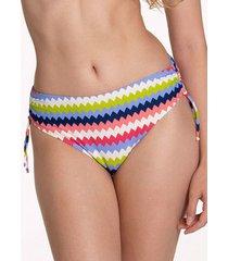 bikini lisca hydra cheek shirred zijbadpak slip