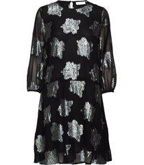 callumiw dress korte jurk zwart inwear