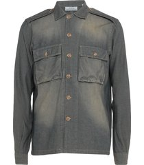 authentic original vintage style denim shirts