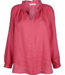 blouse alba moda pink