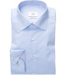 eterna overhemd lichtblauw modern fit widespread