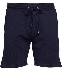 calais sweatshorts shorts casual blauw les deux