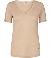 mos mosh t-shirt 131630 casio goud
